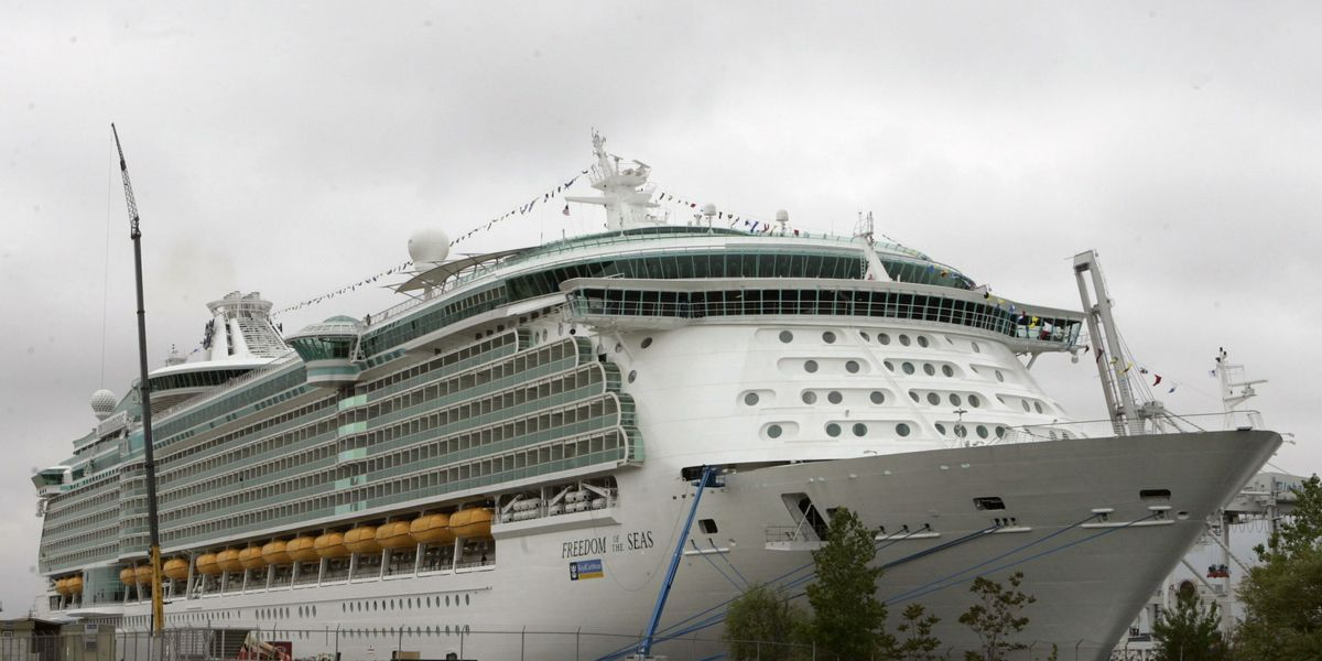 Grandfather pleads guilty in Puerto Rico cruise ship death