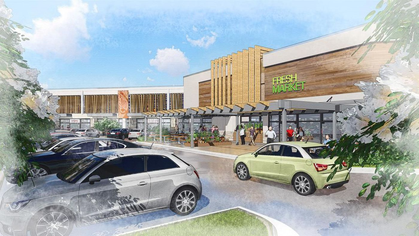 A new Kahala Marketplace will be coming soon  Here's what it