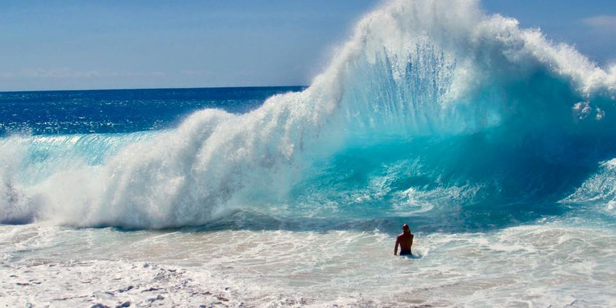 Forecast: Giant swell peaks with life-threatening conditions