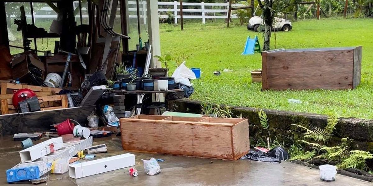 When floodwaters took away everything they own, a community restored their hope