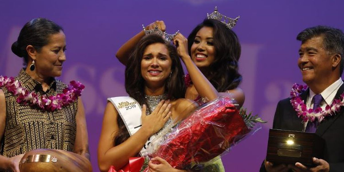 BYU-Hawaii student clinches the crown and title of Miss Hawaii 2019