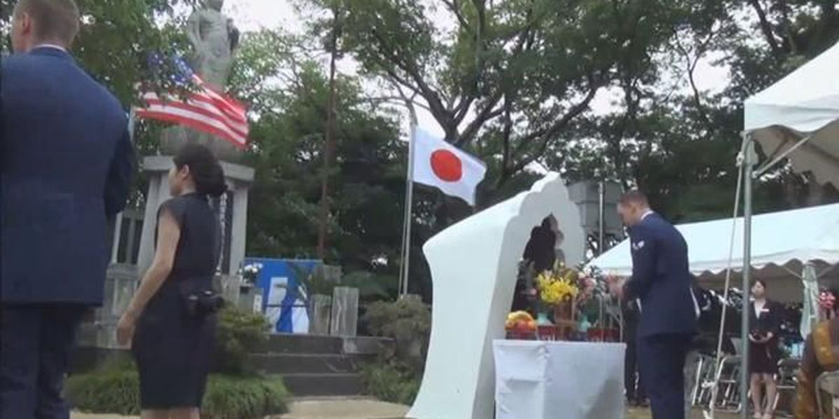 Private ceremony held to honor Japanese, Americans in Pearl Harbor attack