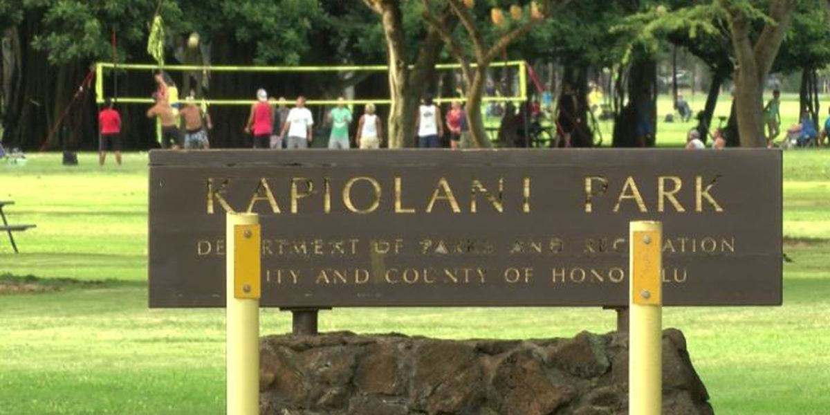 Man found guilty of manslaughter for a 2016 stabbing at Kapiolani Park