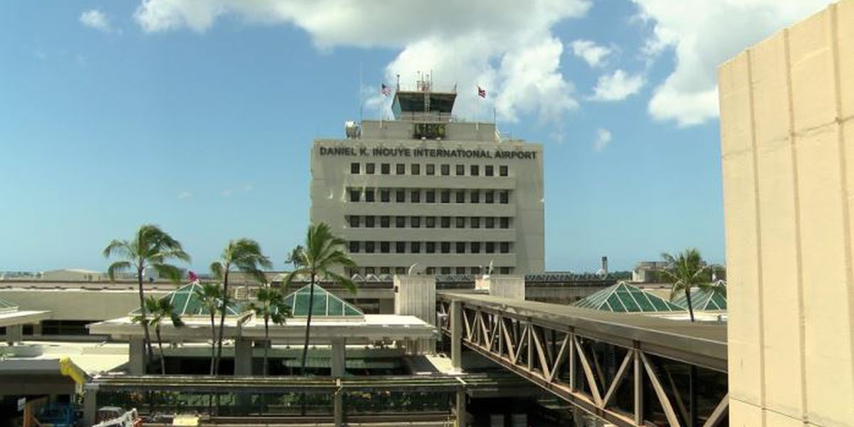 State investigating cause of flickering lights at Honolulu's airport