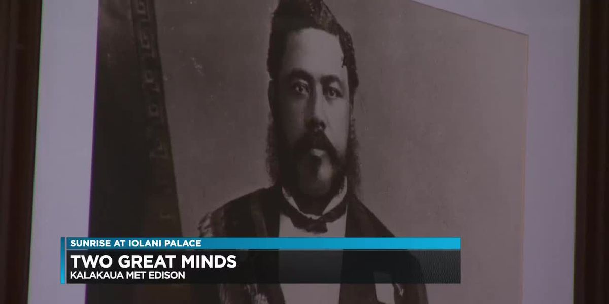 Iolani palace was a part of a huge technological period in the late 1800's