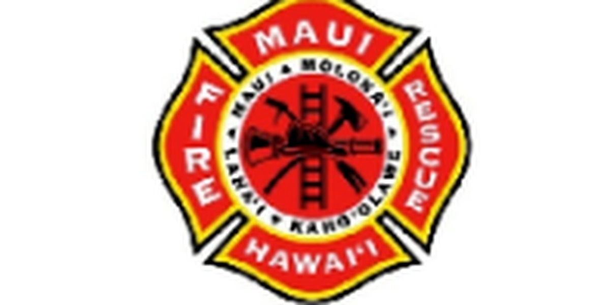 Maui fire officials rescue man after kayak overturns
