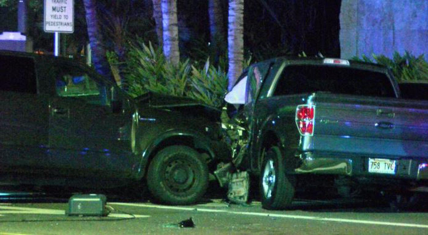 Hawaii News Car Accident Today