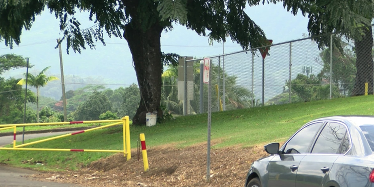 A new security fence at the Hawaii State Hospital could cost taxpayers millions