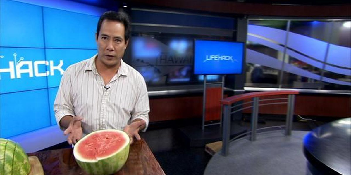 Byron's Life Hacks: Watermelons!