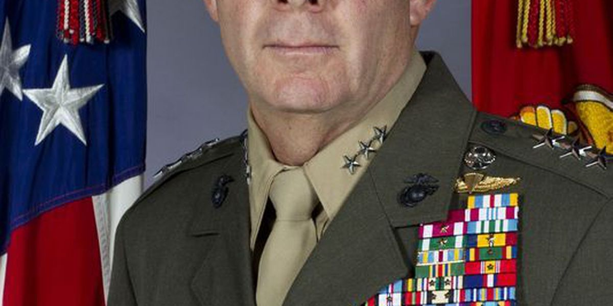New commander nominated for Marine Corps in Pacific