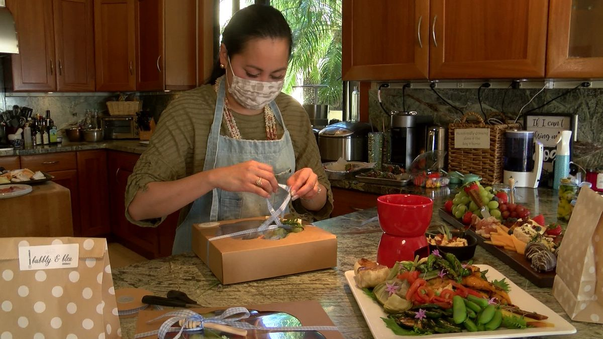From Christmas gifts to a prospering business, Oahu couple focuses on new venture