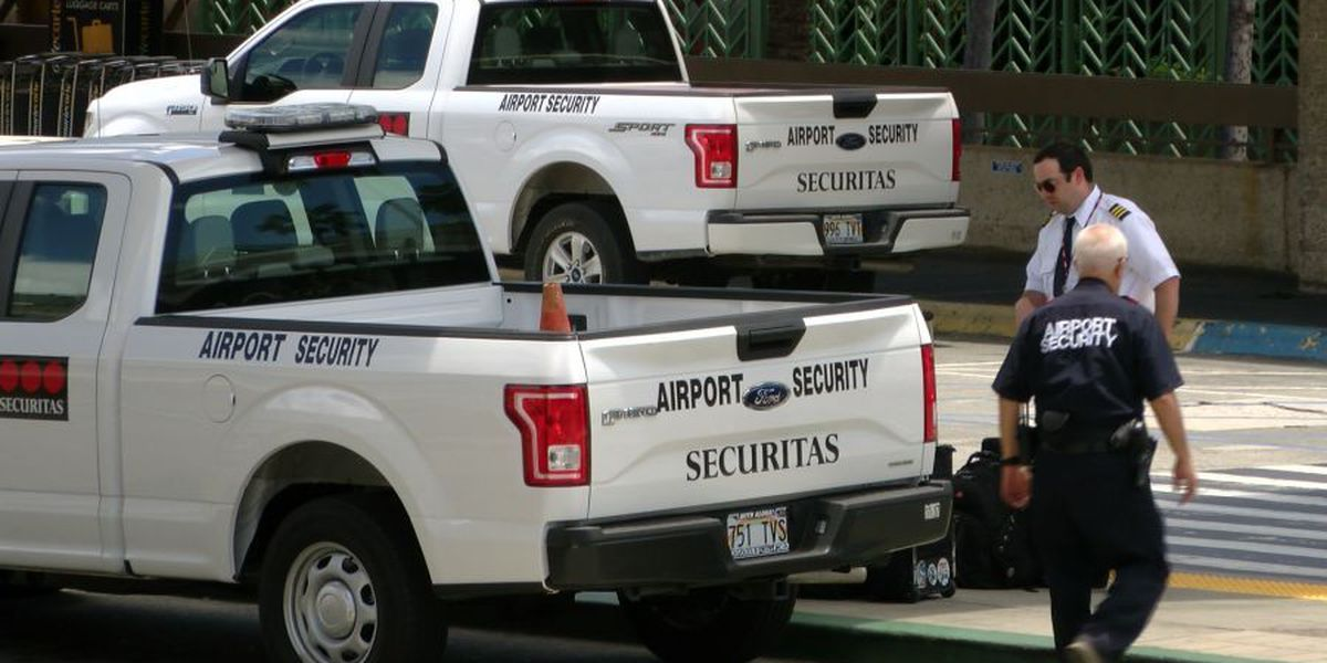 Private airport security firm faces scrutiny for hiring fired officers