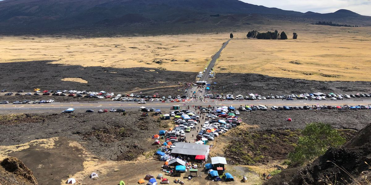 TMT protest called a pivotal moment in modern Hawaiian history