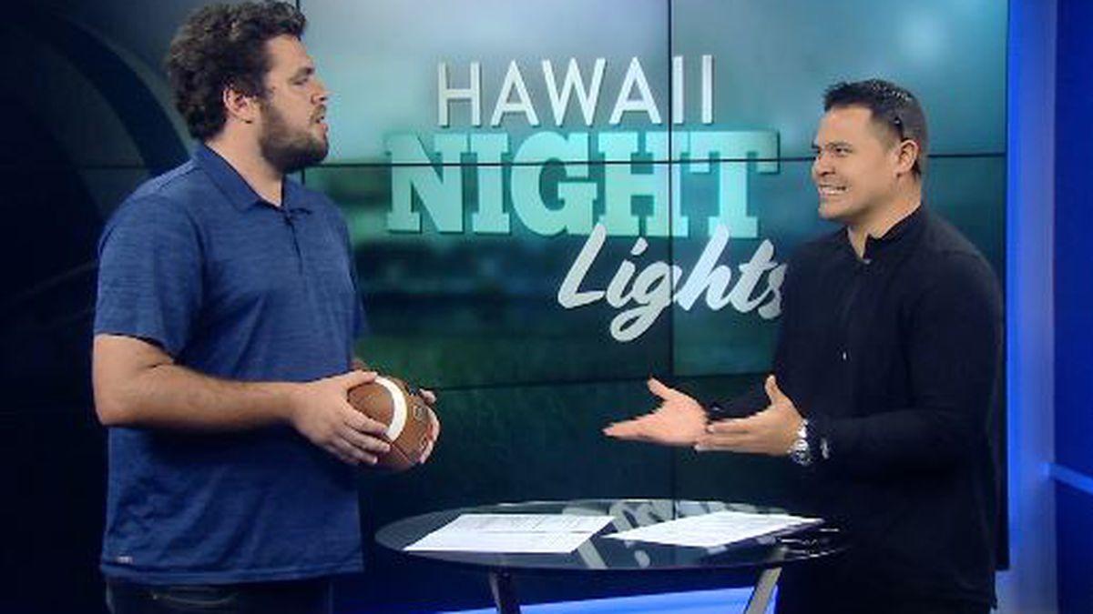 Hawaii Night Lights: Week 16 (11/15/2018)