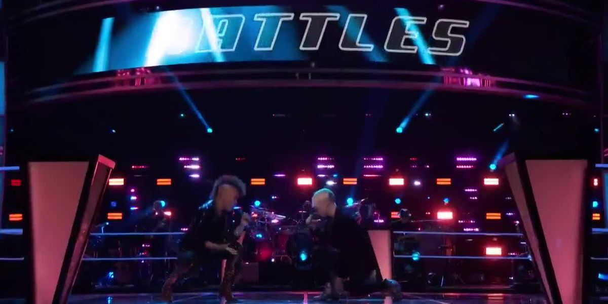 The Voice: John Legend's singers compete in battle rounds