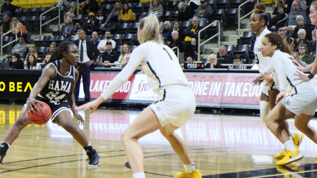 Wahine come up short against LBSU in 62-55 defeat