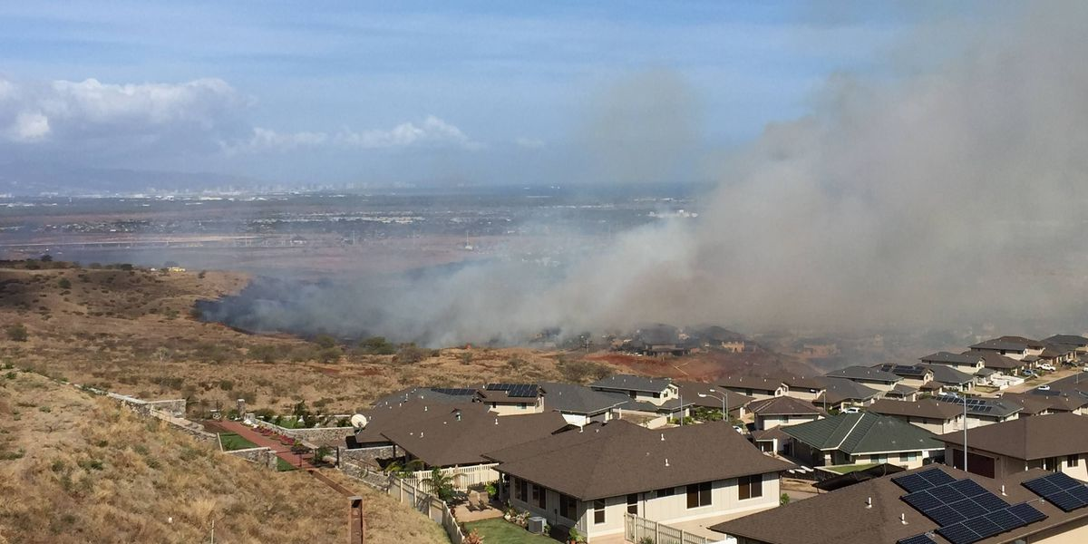 As summer arrives, HFD to hold conference on dangers of brush fires