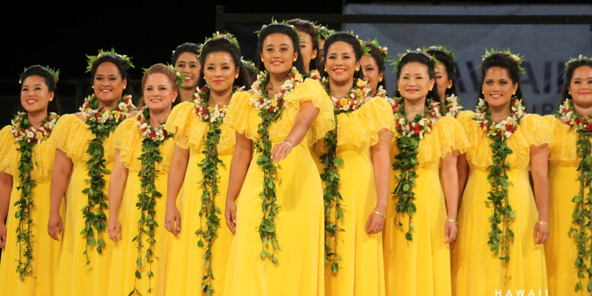PHOTOS: Merrie Monarch withdrawals? Relive 'Auana Night here