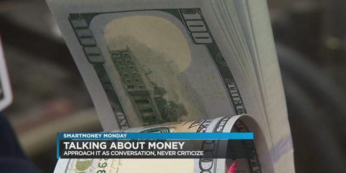 SmartMoney Monday: The money talk