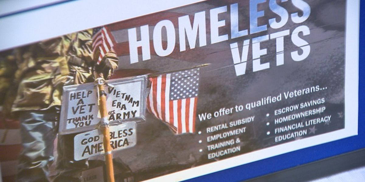 HUD report: Hawaii sees fewer homeless veterans this year compared to last