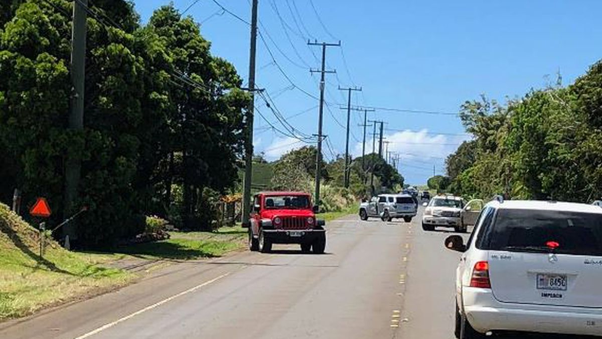 Big Island manhunt continues for suspect wanted in 2 violent incidents