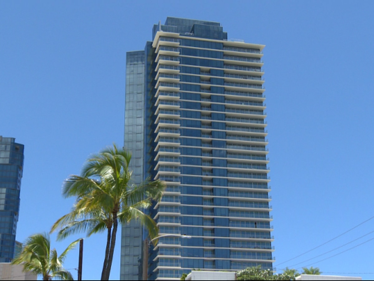 Owners in one of Hawaii's most exclusive condos sue over construction defects