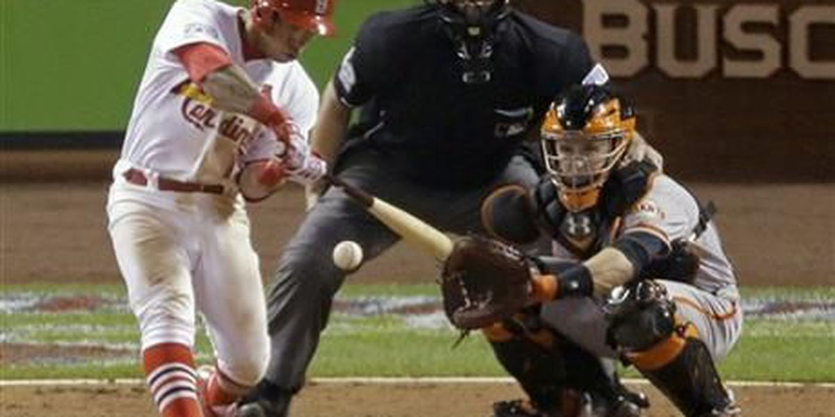 Hana Hou! Kolten Wong goes yard again to even up NLCS