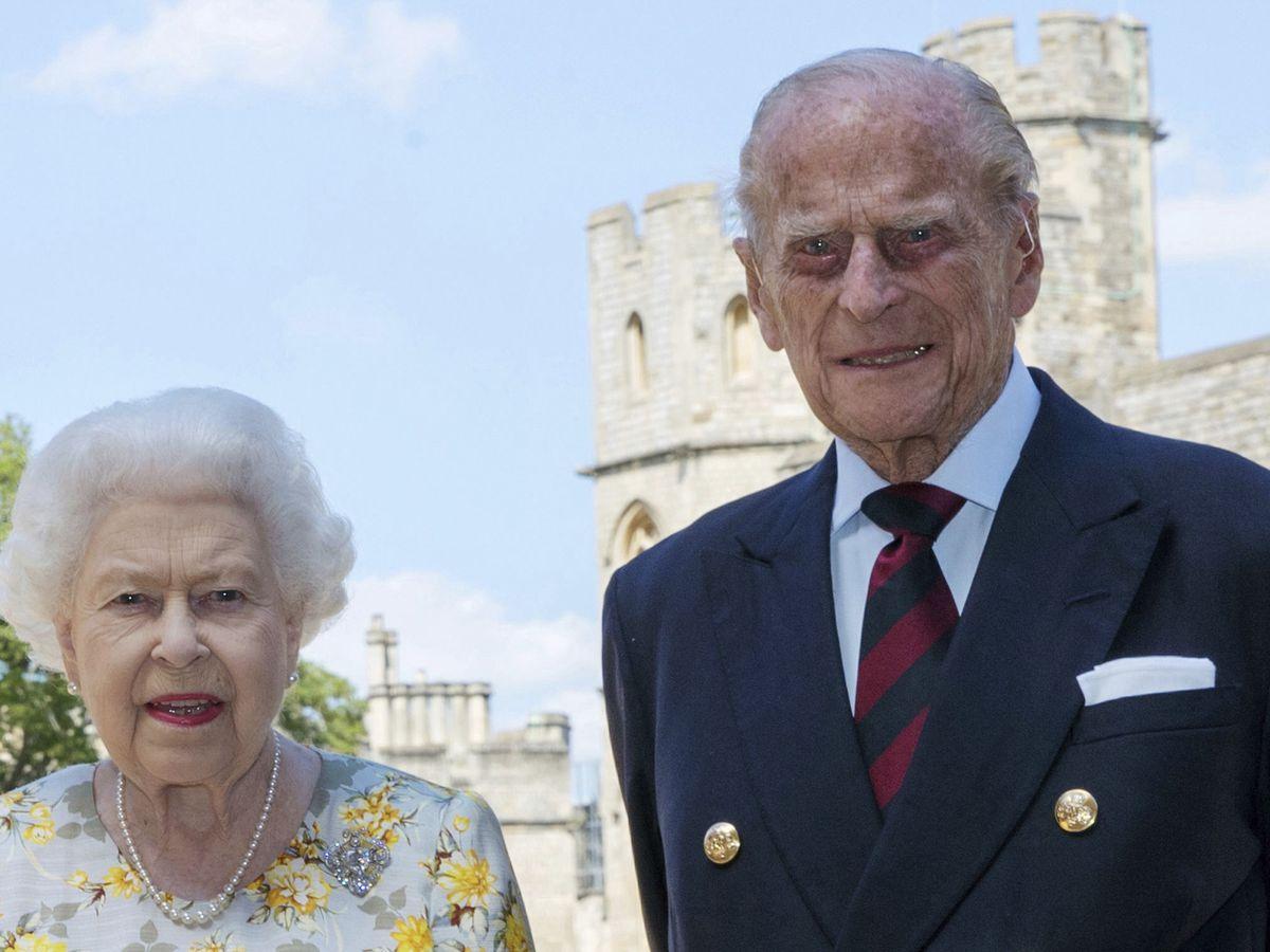 Hospitalized Prince Philip has successful heart procedure
