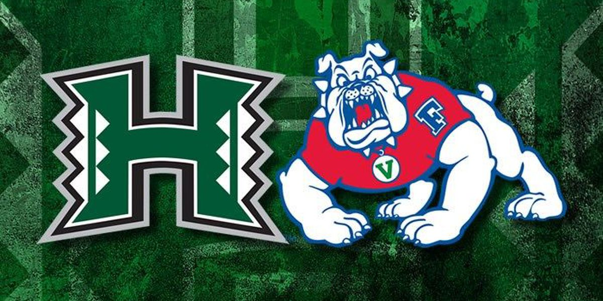 LIVE BLOG: Rainbow Warriors vs. Fresno State Bulldogs