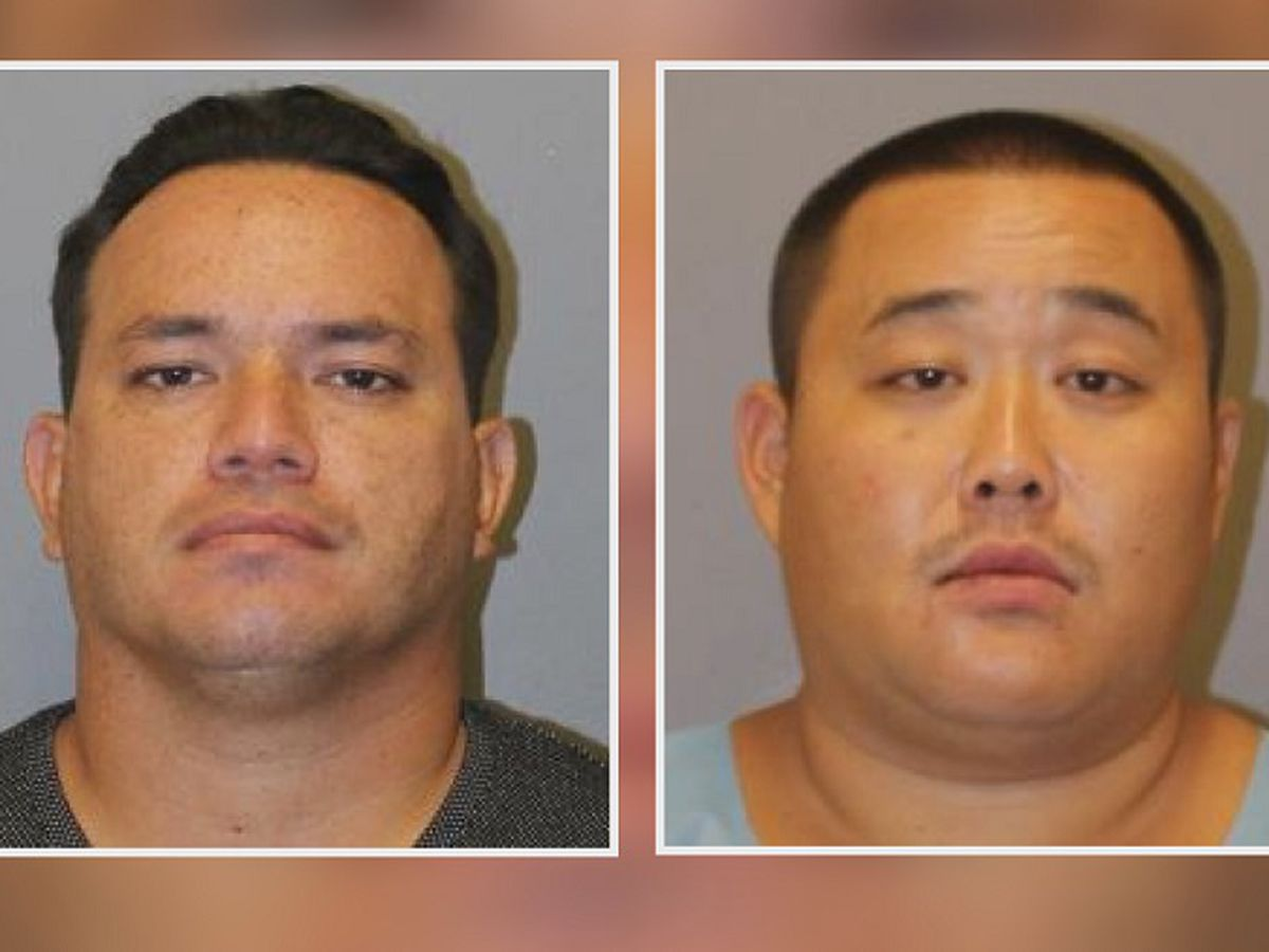 2 men linked to Pearl City strip club shooting arrested again