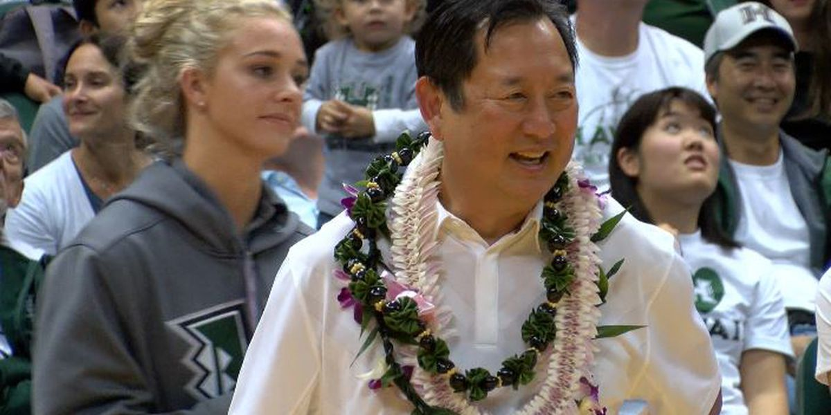 'It keeps you young': Retired Athletics Trainer Jayson Goo reflects on over 30 seasons in Manoa