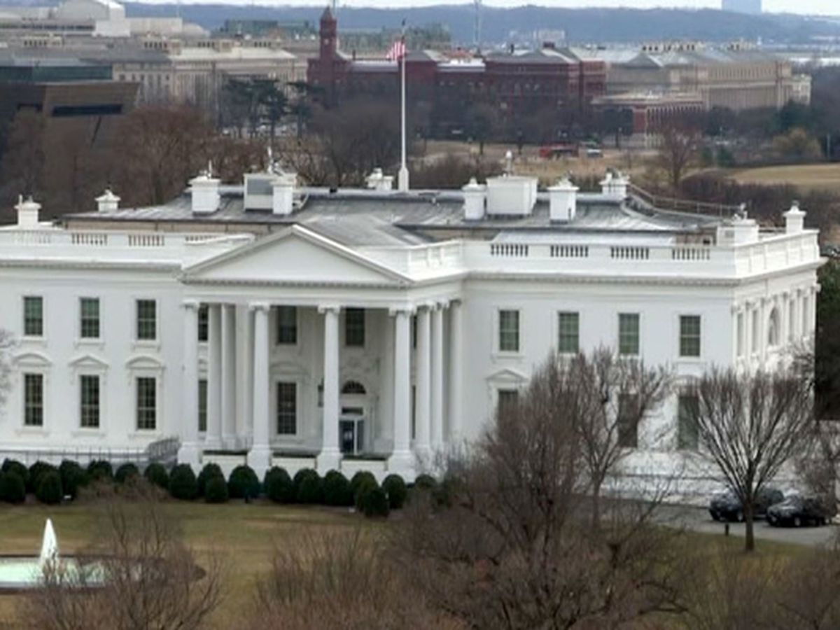 Secret Service: Suspicious package reported near White House