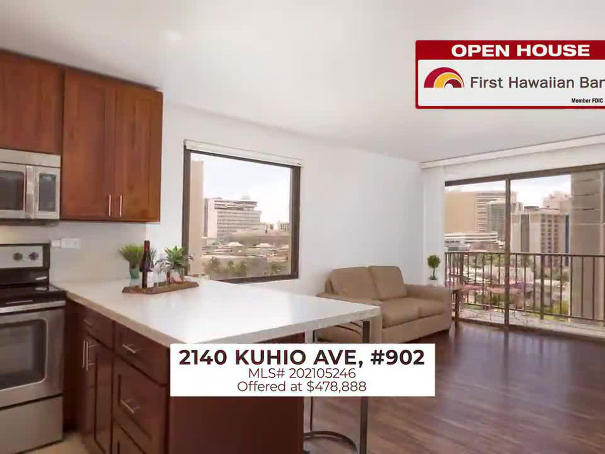 Open House: Corner unit in the heart of Waikiki and 2BD, 1BA in Aiea