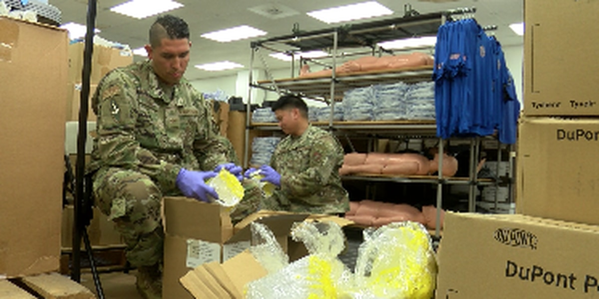 Hawaii gets shipment of protective gear for healthcare workers from national stockpile