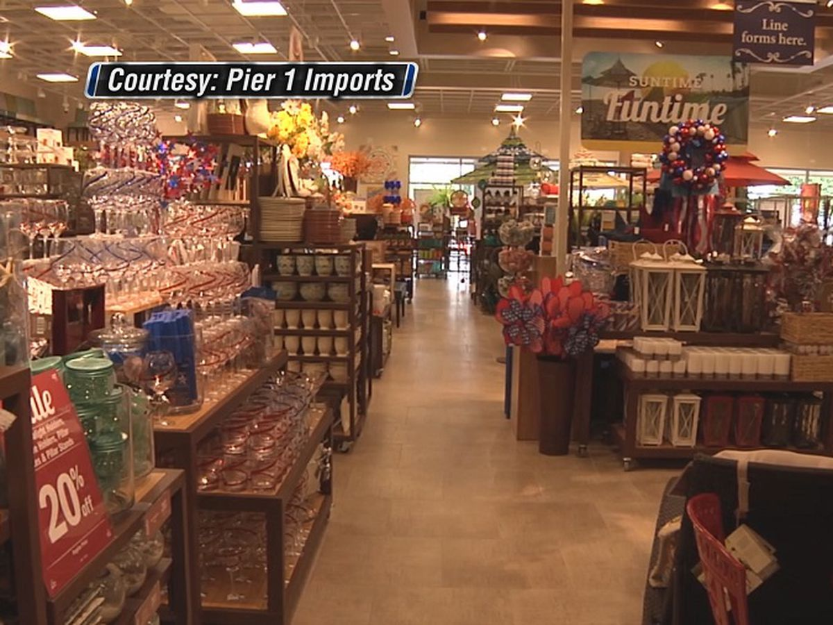 Pier 1 Imports announces closure of Hawaii locations