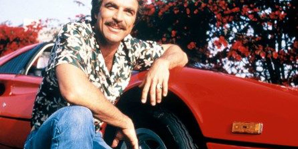 New logo, ride, and Rolex revealed on set of 'Magnum P.I.' reboot
