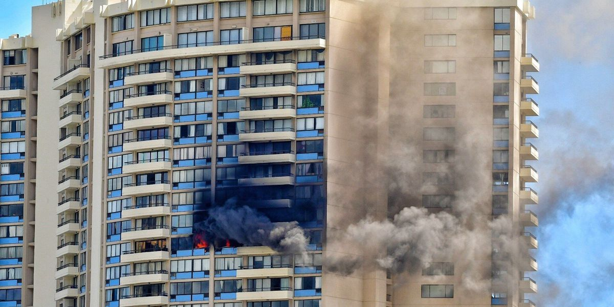 HFD still evaluating cause of Marco Polo blaze; resident frustrations rise