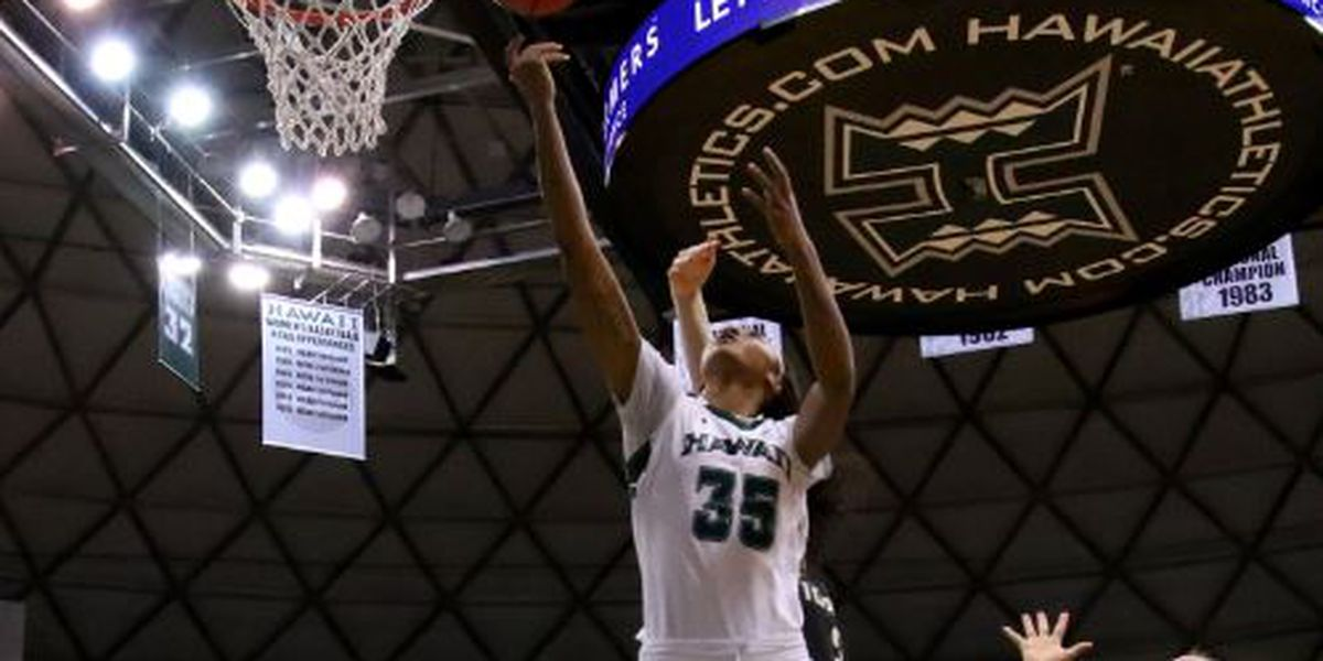 Hawaii takes down Idaho, 69-60