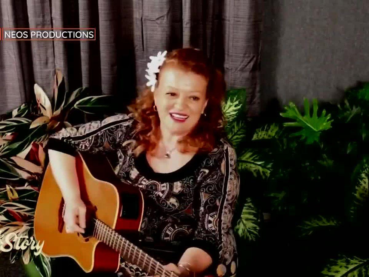 "Sistah Robi Kahakalau recalls ""unbelievable""start to her long career in the Hawaiian music industry"