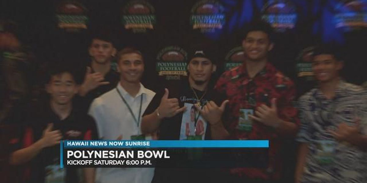 The 4th Annual Polynesian Bowl and Polynesian Football Hall of Fame Enshrinement ceremony