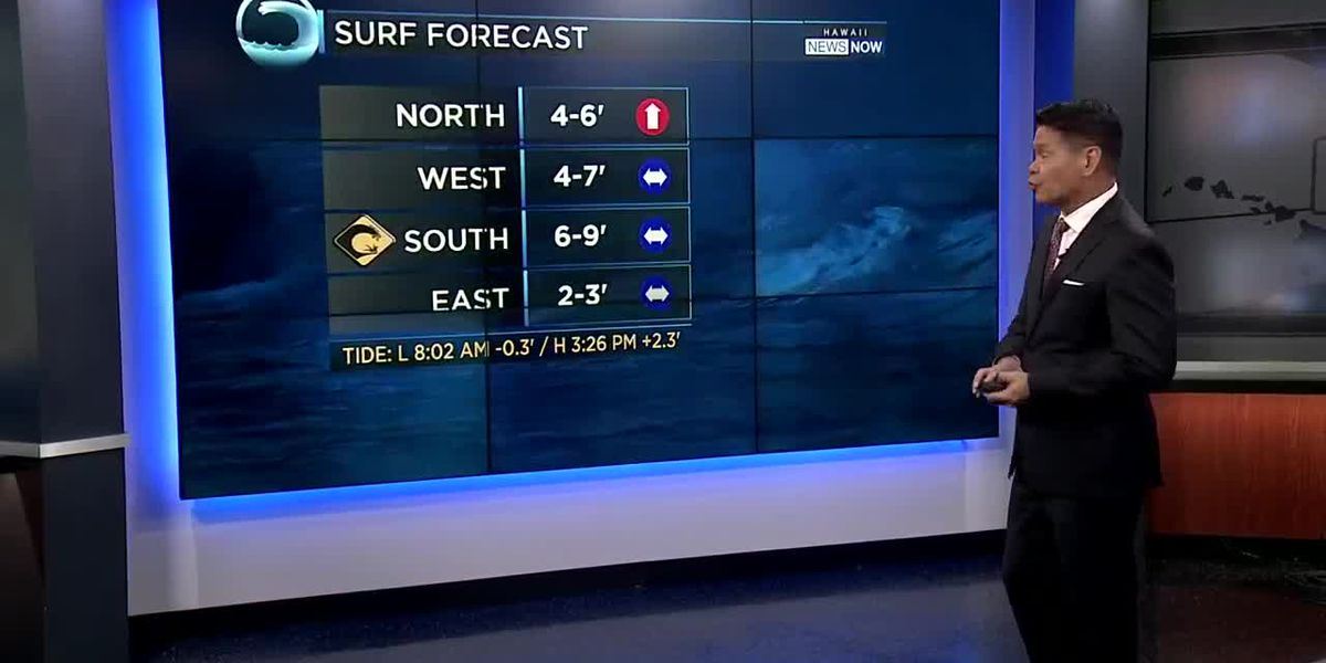 Forecast: A few more Big Island showers, but otherwise lots of sunshine for the weekend