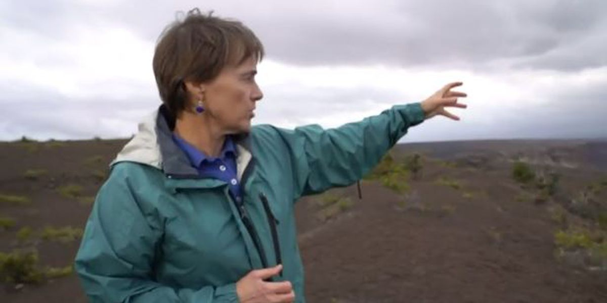 Head HVO scientist during Kilauea eruption looks to next chapter in Alaska