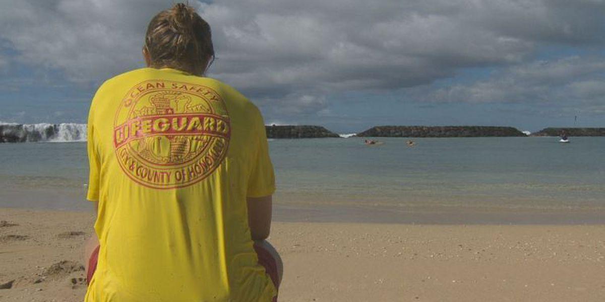Lifeguards celebrate 100 years along Oahu's shorelines