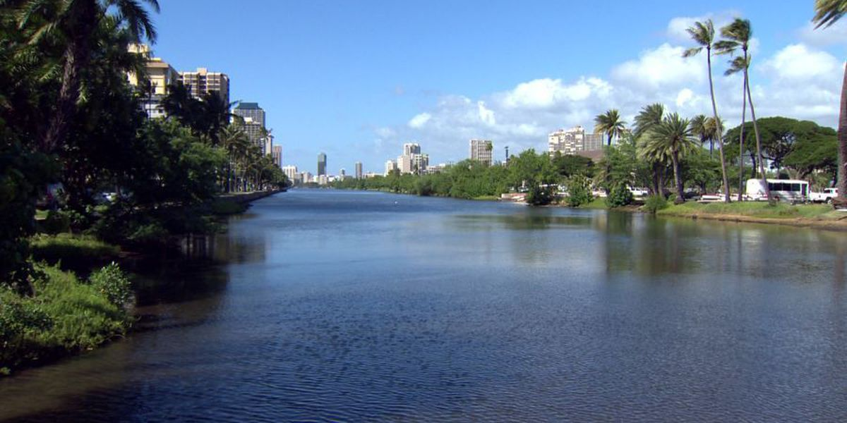 Federal funding may finally flow for Ala Wai Canal flood control
