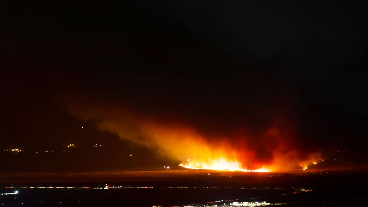 Skill Village residents on Maui urged to prepare for possible evacuations
