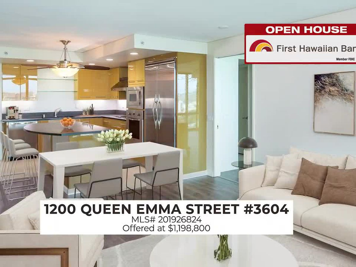 Open House: Newly remodeled unit in Downtown Honolulu and senior living unit at One Kalakaua