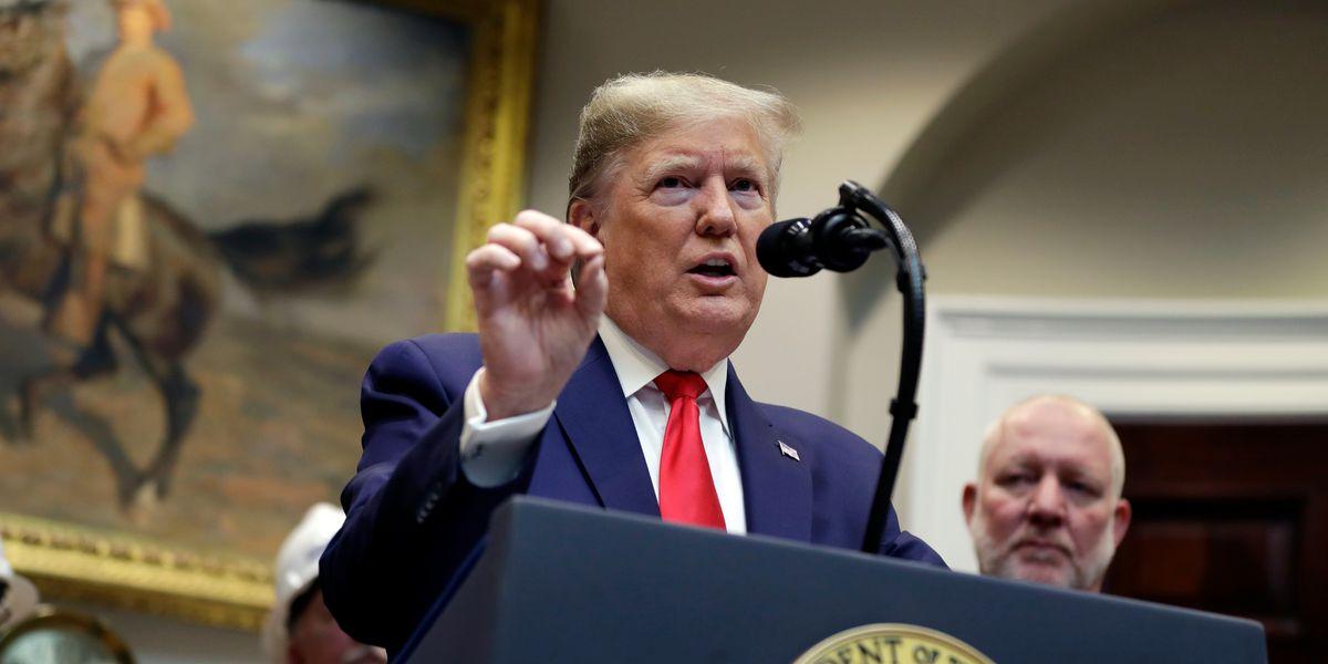 Trump wants Pelosi, Schiff as impeachment witnesses