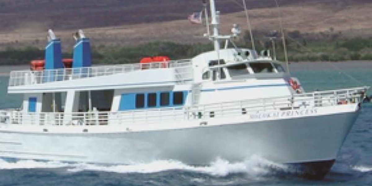 Molokai ferry to shut down, citing declining sales