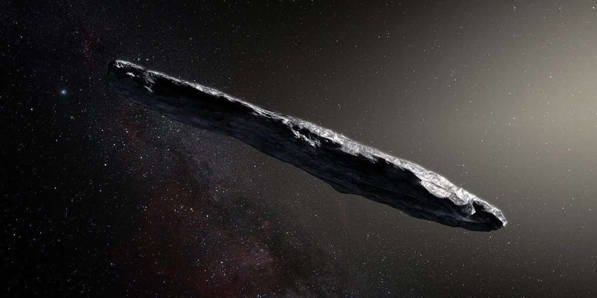 Before it sails away, first interstellar visitor gets a Hawaiian name