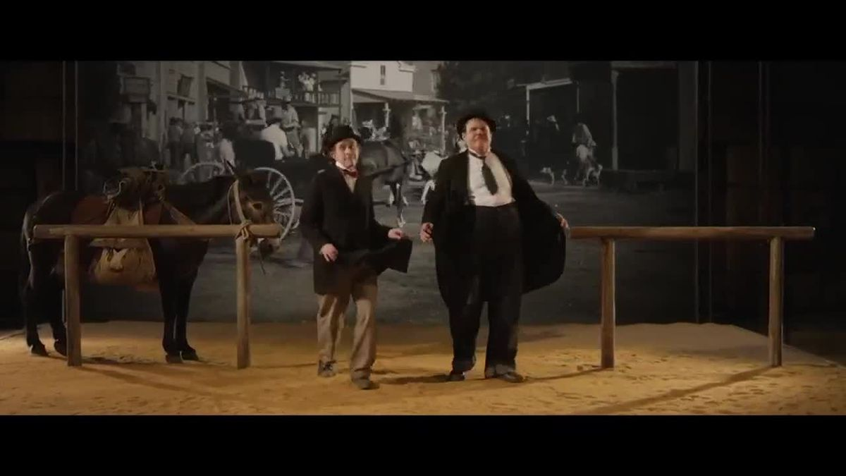 Terry Hunter reviews STAN & OLLIE